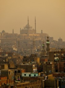 Stunning picture of Cairo Egypt by Tom Horton