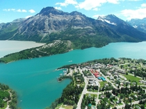 Stunning Waterton Lakes National Park AB