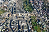 Stuttgart  New Underground Main Station Project in Germany