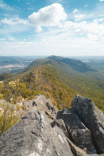 Sugarloaf Saddle Victoria Australia