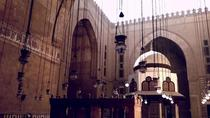 Sultan Hassan Mosque in Cairo Egypt Built in