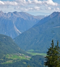 Summer days in Tirol Austria