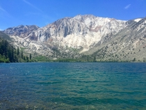 Summer Time at Convict Lake Mammoth Lakes CA