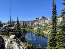 Summit lake and Beaverdam peak ID
