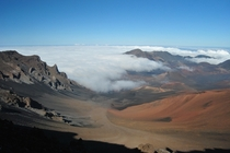 Summit of Haleakal - Hawaii  Jonathan Thornton  OC