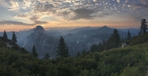 Sunrise at Glacier Point Yosemite