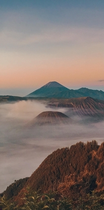 Sunrise at Mount Bromo Indonesia