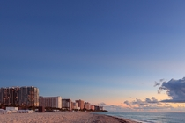 Sunrise in Miami Beach FL