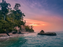Sunrise in Neil island Andaman