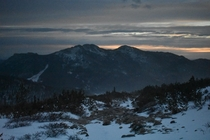 Sunrise in Rocky Mountain National Park-
