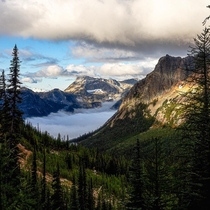 Sunrise in the North Cascades of Washington State  ig natureprofessor