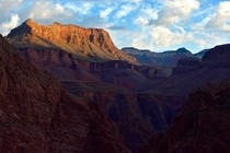 Sunrise on Cheops Pyramid Grand Canyon