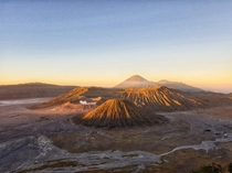 Sunrise on Mount Bromo East Java Indonesia