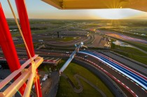 Sunrise over the Circuit of the Americas xpost from rAustin