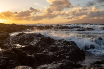 Sunset at Napili Beach NW Maui  jblakephoto