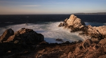 Sunset at Point Lobos CA