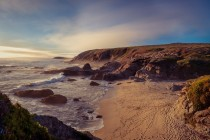 Sunset Bodega Bay California