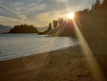 Sunshine Cove Southeast Alaska