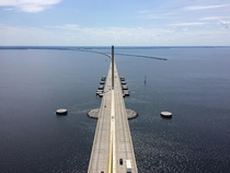 Sunshine Skyway Bridge Florida -  OC