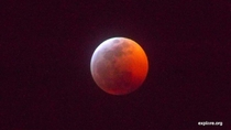 Super Blood Wolf Moon Eclipse
