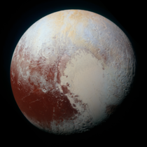 Super high res image of Pluto - mb