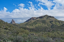 Superstition Wilderness Arizona USA
