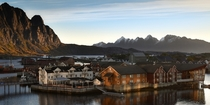 Svolvaer Norway