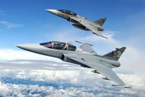 Swiss Gripen Fighters