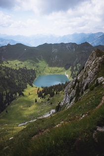 Switzerland is truly the Disneyland of hiking