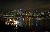 Sydney at Night Australia