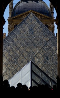 Symmetry at The Louvre