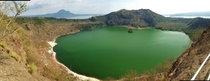 Taal Volcano Phillipines
