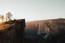 Taft Point Yosemite