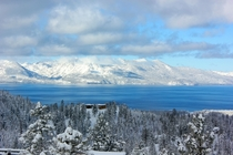 Tahoe Winter Kingsbury NV