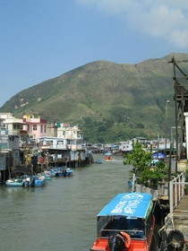 Tai O Hong Kong - the Venice of Hong Kong