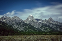Taken at Grand Teton National Park in northwestern Wyoming