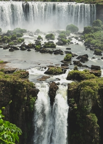 Taken from the Brazilian Side of Iguazu Falls