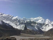 Taken with my cellphone somewhere on Jomsom Nepal way back in