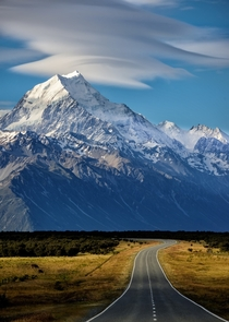 Taking a little road trip in New Zealand - Photo by Trey Ratcliff