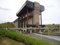 Tallest Boat Lift in the World Le Rulx Belgium