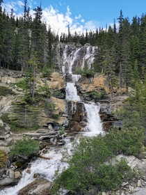 Tangle Creek Falls AB Canada OCX