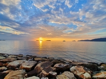 Tanjung aru sabahMalaysiabest sunset on earth x