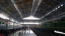 Tanjung Priok Railway Station