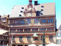 Tbingen Town Hall Germany  OC