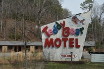 Teddy Bear Motel Whitter NC