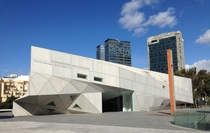 Tel Aviv Museum of Art in Tel Aviv Israel