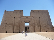 Temple of Edfu Edfu Egypt