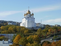 Temple of the Sacred Trinity in Petropavlovsk-Kamchatsky