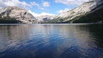 Tenaya Lake Yosemite CA Captured on my Sony Xperia Z  X-Post from rEarthporn