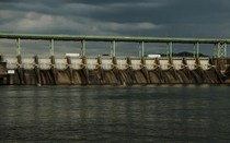 Tennessee Valley Authoritys Fort Loudoun Dam